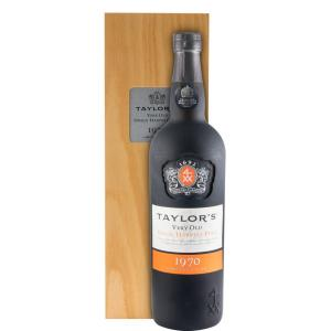 Taylor's Very Old Single Harvest Limited Edition 1970