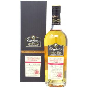 Teaninich Chieftain's Single Cask 20 Year old 1999