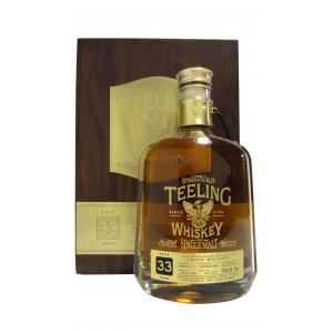 Teeling 33 Ans Vintage Reserve Collection