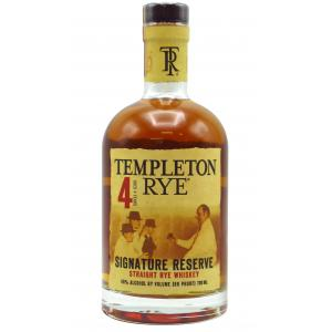 Templeton Signature Reserve Rye 4 Year old