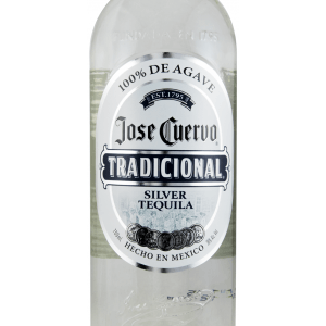 Tequila Jose Cuervo 100% Agave Silver Tradicional