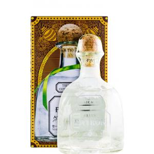 Tequila Patron Silver Limited Edition