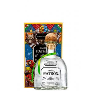 Tequila Patron Silver Limited Edition Latta Mexican