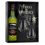 Terre de Whisky Clan Campbell Coffret