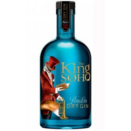 Thames Distillers The King Of Soho Gin