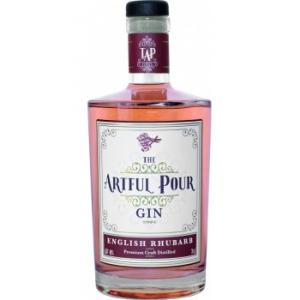 The Artful Pour English Rhubarb Gin