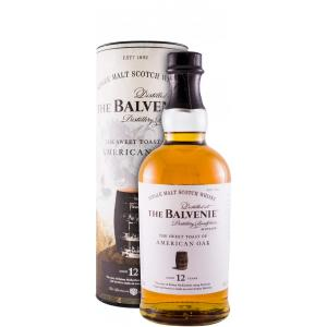 The Balvenie 12 Anos American Oak