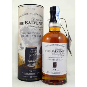 The Balvenie 12 The Sweet Toast American