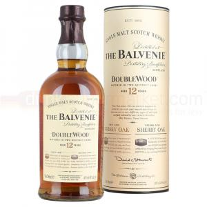 The Balvenie 12 Year old Double Wood
