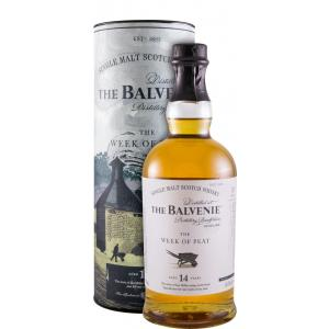 The Balvenie 14 Years Week Of Peat