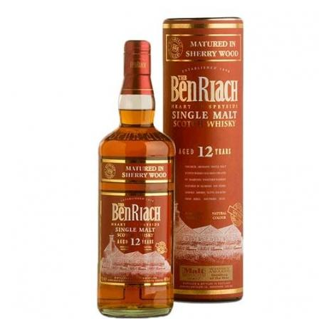 The Benriach 12 years Sherry Wood