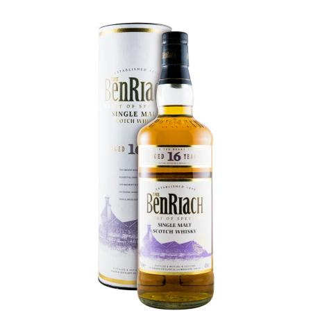 The Benriach 16 Ans Heart Of Speyside