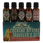 The Bitter Truth Cocktail Bitters Travelers Set 5X 100ml