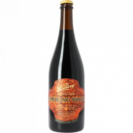 The Bruery Smoking Wood (Rye) 75cl