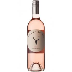The Cannonball Wine Company Angels & Cowboys Rosé 2017