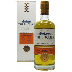 The English Co. 1st Fill Cask Matured Small Batch 5 Year old 2016