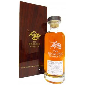 The English Co. Founders Private Cellar 10 Year old 2007