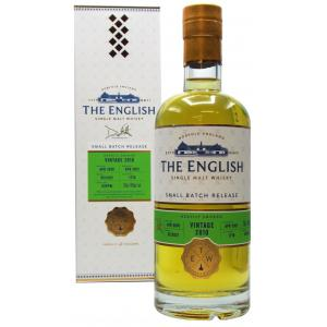 The English Co. Heavily Peated Small Batch 11 Year old 2010