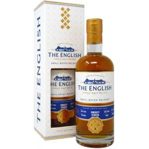The English Co. Peated Virgin Oak Batch 6 Ans 2012