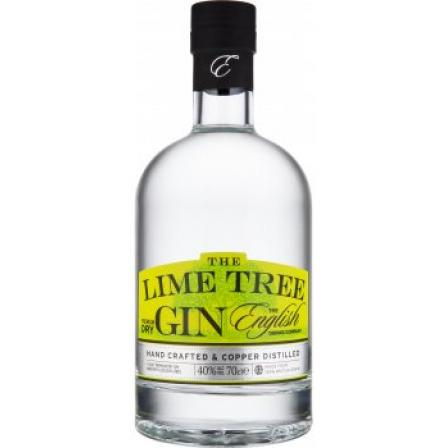 The English Drinks Company Lime Tree Gin