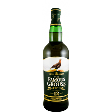 The Famous Grouse 12 År Malt