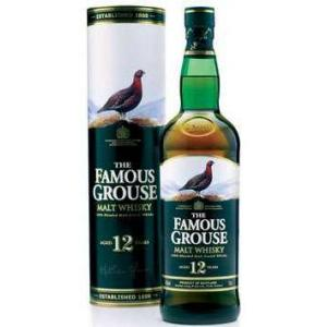The Famous Grouse 12 Year old