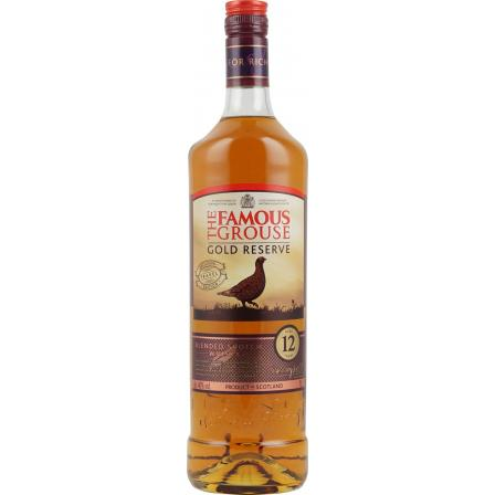 The Famous Grouse 12 Years Gold Reserve 1L