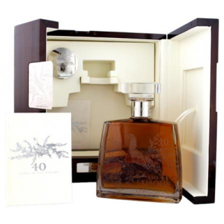 The Famous Grouse 40 Years
