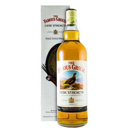 The Famous Grouse Cask Strength 1L