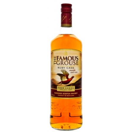 The Famous Grouse Ruby Cask 1L
