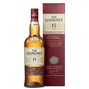 The Glenlivet 15 Year old French Oak