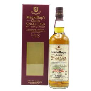 The Glenlivet Mackillop's Choice Single Cask 31 Year old 1989