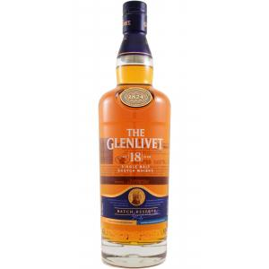 The Glenlivet Of Age Anni 18 Years