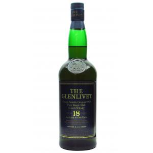 The Glenlivet Pure Old Bottling 18 Year old