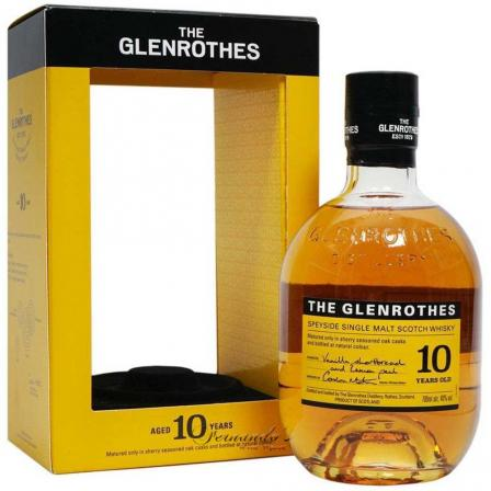 The Glenrothes 10 Anos 2004