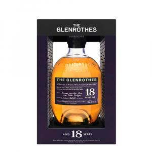 The Glenrothes 18 Anys + Estoig