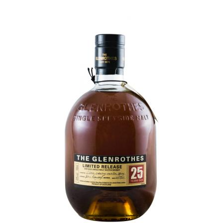 The Glenrothes 25 Ans Limited Release