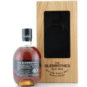 The Glenrothes 40 Anos