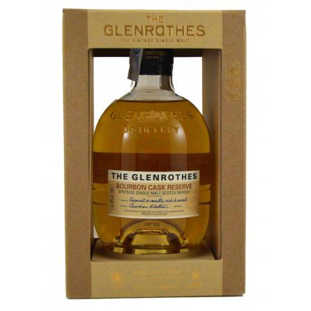 The Glenrothes Cask Reserve