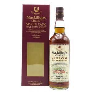 The Glenrothes Mackillop's Choice Single Cask 33 Year old 1987