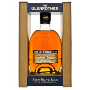 The Glenrothes Ministers Reserve Matured 21 Ans