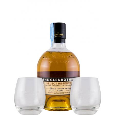 The Glenrothes Selecte Reserve W 2 Verres