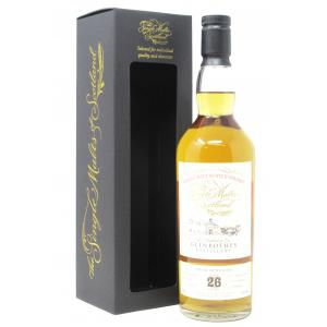 The Glenrothes Single Malts Of Scotland Single Cask 26 Anys 1990