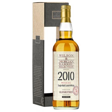 The Glenrothes Wilson Morgan Sherry Finish Oloroso 2019 2010
