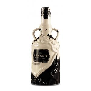 The Kraken Black Spiced Limited Black & White Ceramic Edition 2017