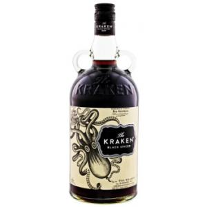 The Kraken Black Spiced Sea Creatures 1L