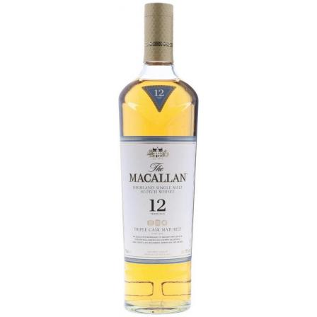 The Macallan 12 Ans Triple Cask