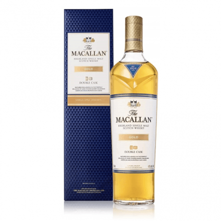 The Macallan 12 Anys Double Cask Gold Estoig