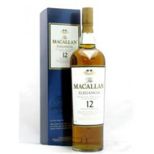 The Macallan 12 Years Elegance 1L