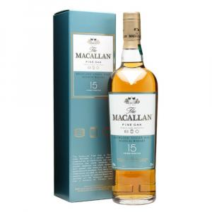The Macallan 15 Anos Fine Oak (Triple Cask Matured) 75cl